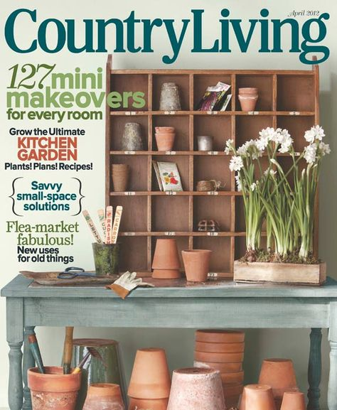 COUNTRY LIVING | april 2012
