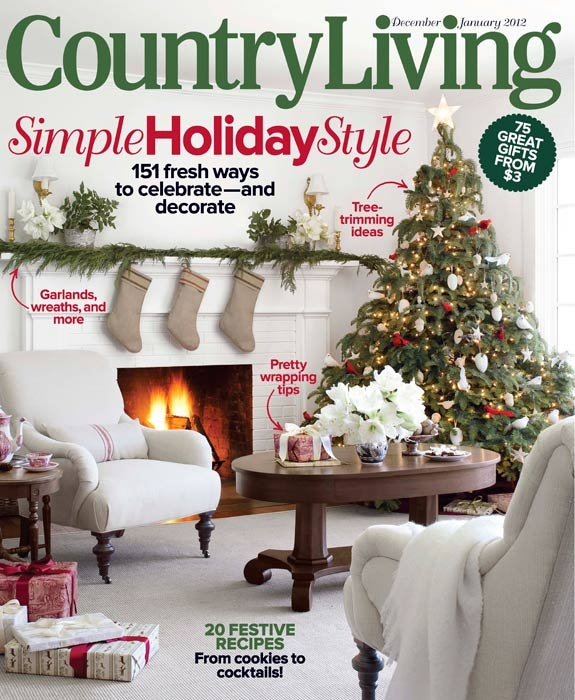 COUNTRY LIVING | dec/jan 2012
