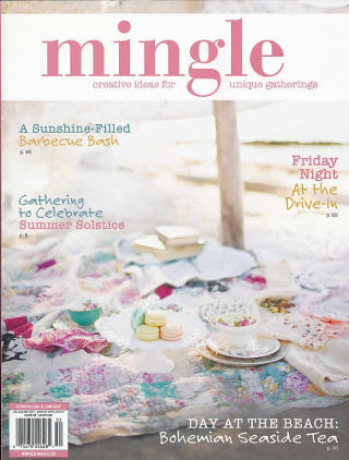 MINGLE | summer 2015