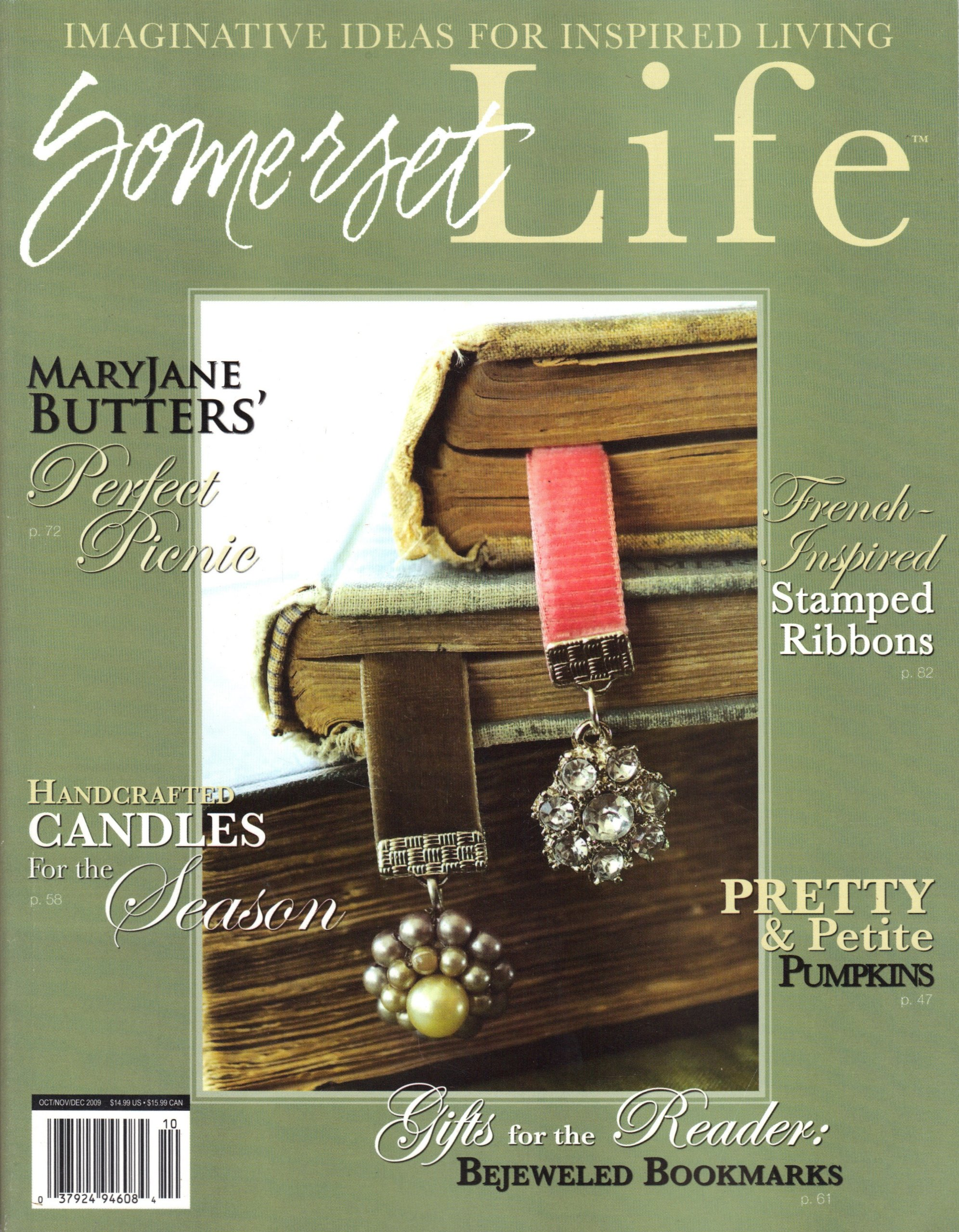 SOMERSET LIFE | oct/nov/dec 2009