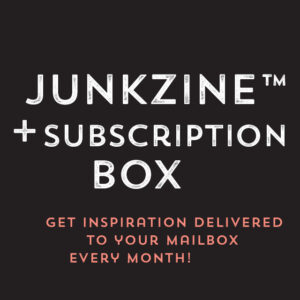 JunkZine + Subscription Box