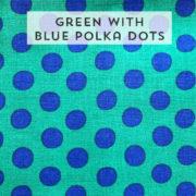 greenwithbluedots