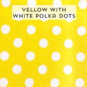 yellowwithdots