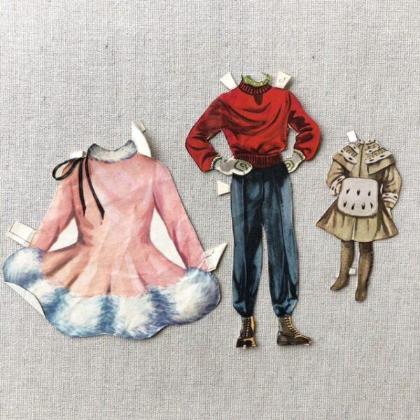 Winter wear trio
