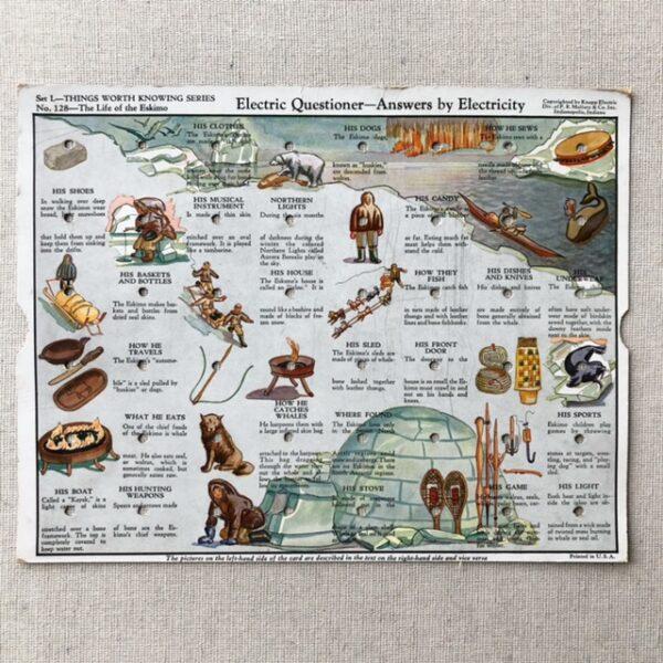 Game card: Eskimo